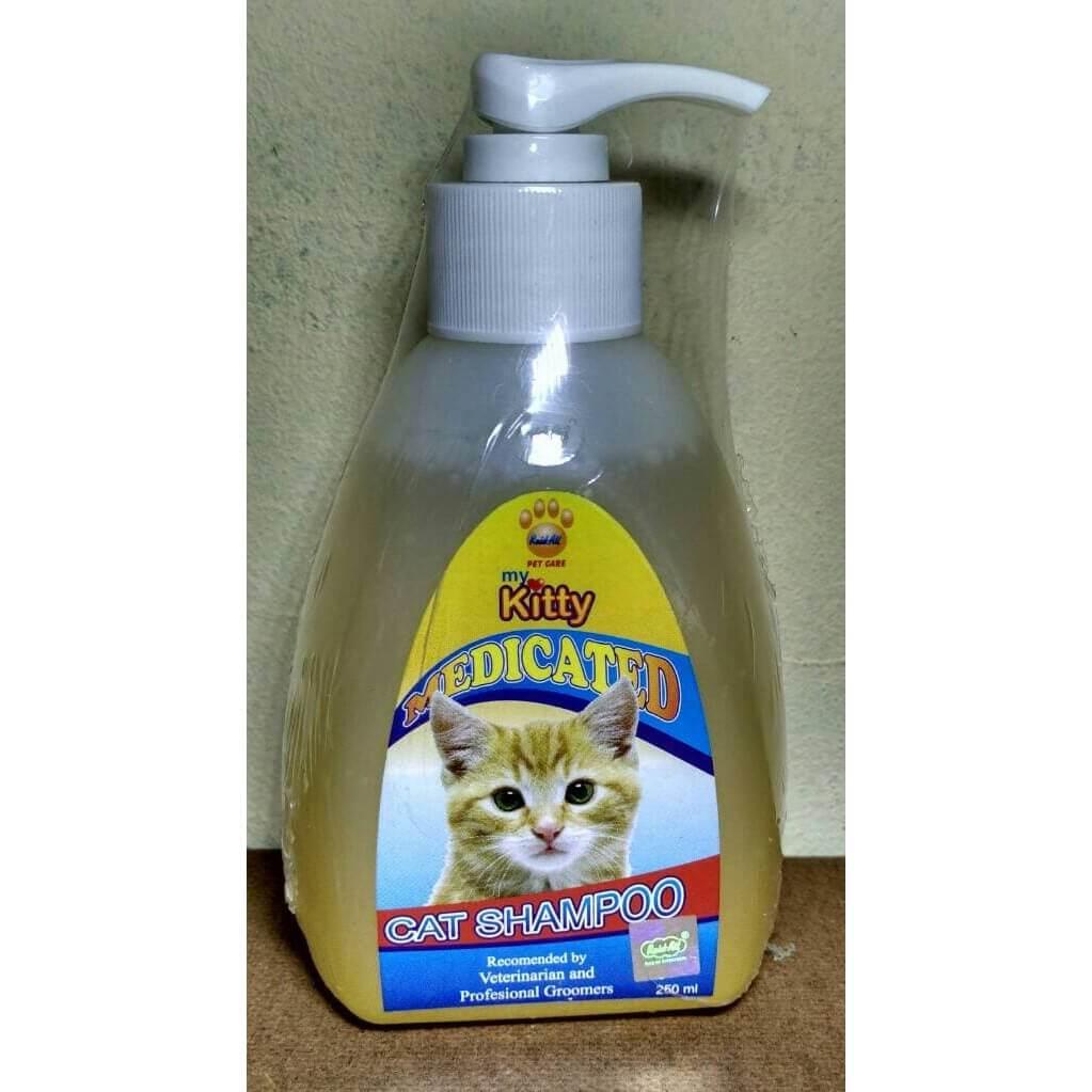Harga Shampo Kucing: Raid – All Medicated Cat Shampoo