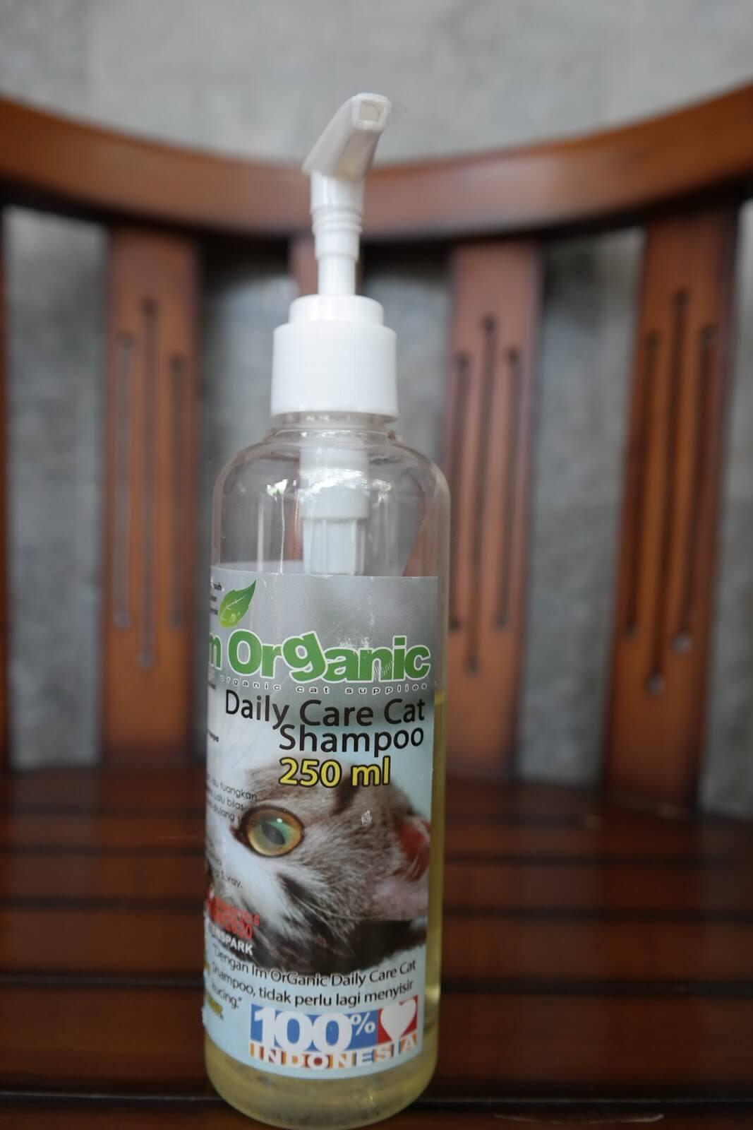 Harga Shampo Kucing I'm Organic Daily Care