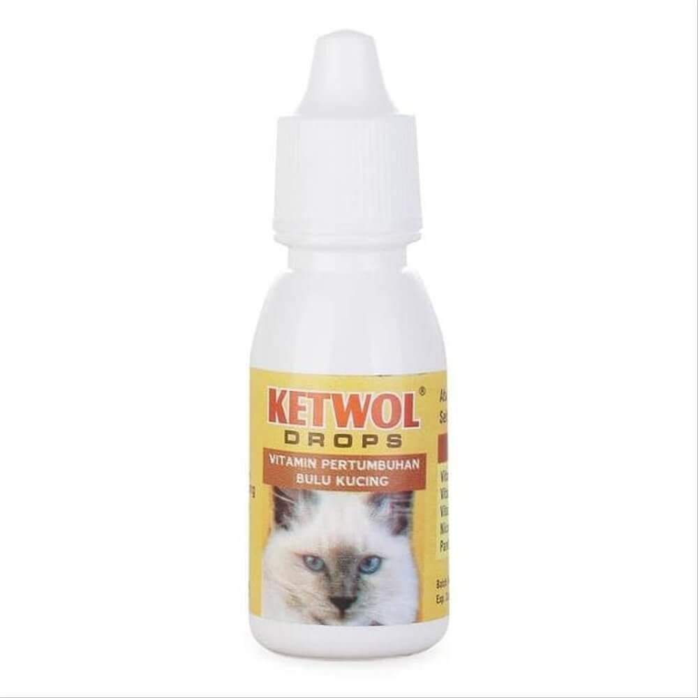 harga vitamin kucing ketwol drops