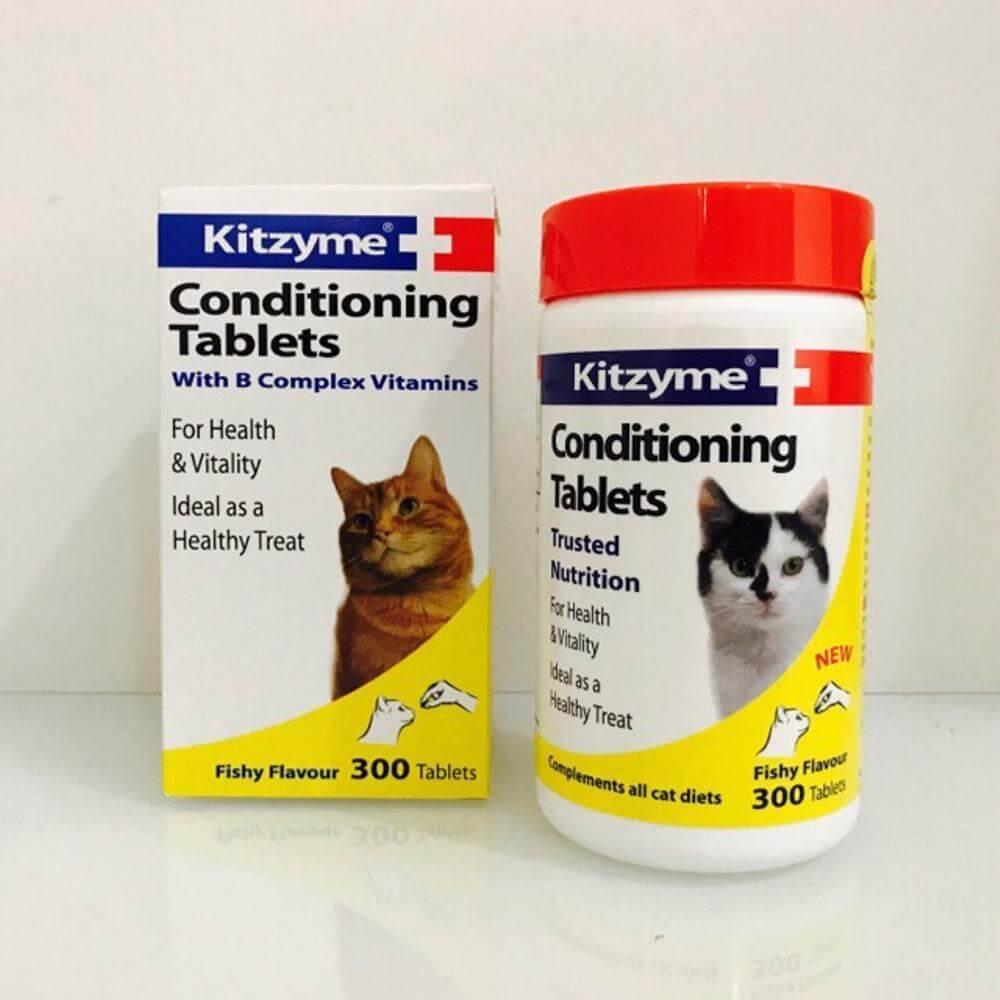harga vitamin kitzyme conditioning tablets
