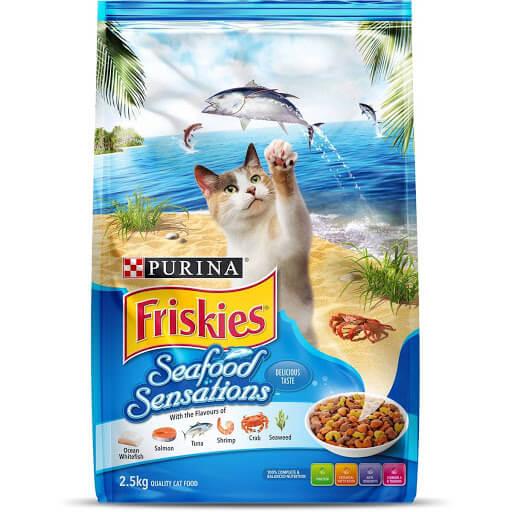 daftar makanan kucing anggora | Friskies